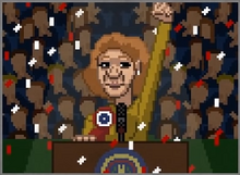 Newspaper - Walker's wife - Candidate.png