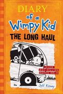 Diary of a Wimpy Kid: The Long Haul (Orange)