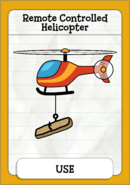 Remote Controlled Helicopter 2