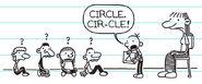 Circle. Cir-cle!