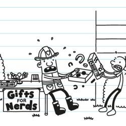 Greg and Rowley fighting over Magnet Fun in Yard Sale.jpg