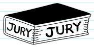 Jordan Jury's book