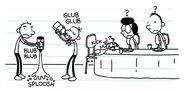 Greg misbehave