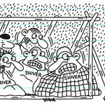 Greg and Frank see their cabinmates shivering one another.jpg