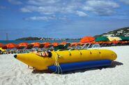 Banana-boat-in-miami-beach