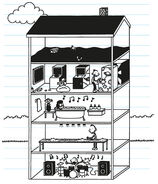 The Heffley Family House Extension imagination