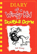 Diary of a Wimpy Kid: Double Down (Orange)