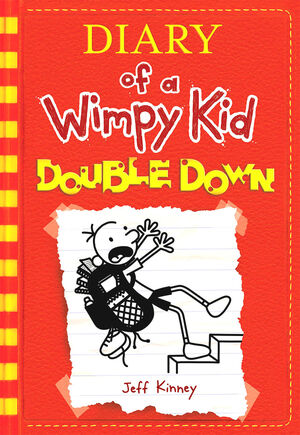 Diary of a Wimpy Kid Double Down cover.jpg