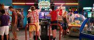 Boardwalk arcade