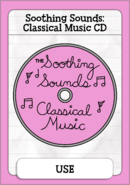 Soothing Sounds Classical Music CD