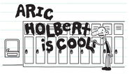 Aric Holbert is Cool