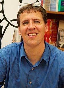 Jeff Kinney Book Signing, November 2011 (1).jpg