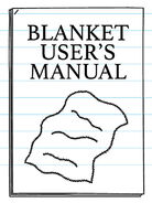 Blanket User's Manual
