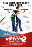 Rodrick Rules movie poster