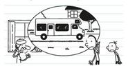 Gary's van