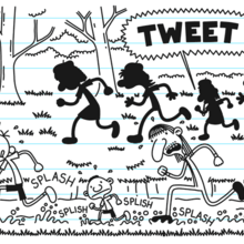 Girl Scouts chases Frew, Billy and Greg.png