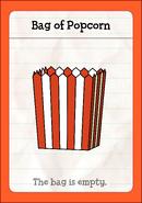 Bag of Popcorn 1