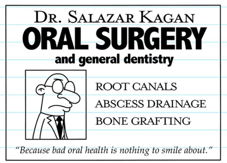 Dr. Salazar Kagan