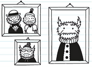 Rowan's Werewolf Family