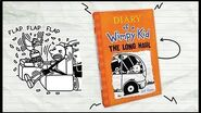 Diary of a Wimpy Kid- The Long Haul by Jeff Kinney