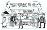 Happy Birthday To Cornys