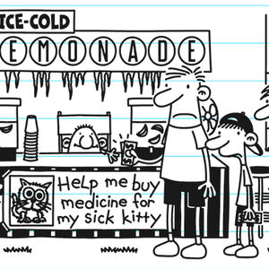 Cedric's Lemonade Stand with Help me buy medicine for my sick kitty.jpg
