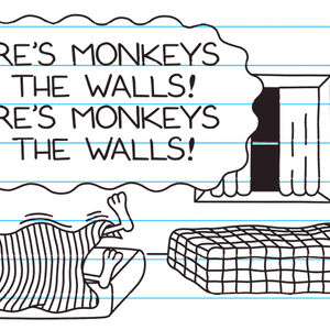 Gary Heffley wakes up and had a bad dream in Manny's room.jpg