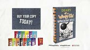 The new book in the hit Diary of a Wimpy Kid series! Wrecking Ball!