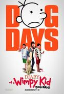 Diary of a Wimpy Kid: Dog Days (film)