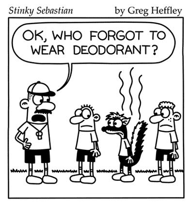 Stinky Sebastian