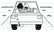 Greg's version of Beware of Silas Scratch