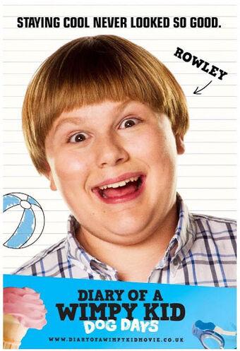 Rowley Jefferson Diary Of A Wimpy Kid Wiki Fandom