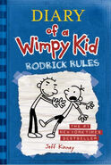 Diary of a Wimpy Kid: Rodrick Rules (Blue)