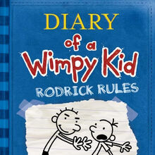 Diary of a Wimpy Kid Rodrick Rules cover.jpg