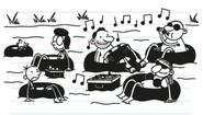 Musical tubing