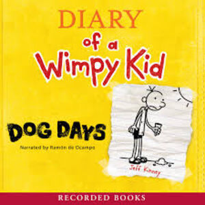 Diary of a Wimpy Kid Dog Days Narrated by Ramon de Ocampo.jpg