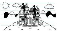 Greg's castle