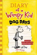 Diary of a Wimpy Kid: Dog Days (Yellow)