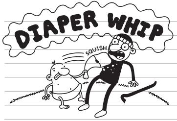 Diaper Whip