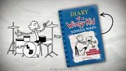 Diary of a Wimpy Kid- Rodrick Rules by Jeff Kinney