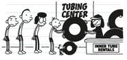 Tubing center