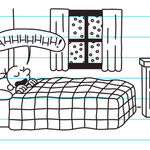 Greg sleeps and warms himself in his room.jpg