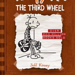 Diary of a Wimpy Kid The Third Wheel cover.jpg