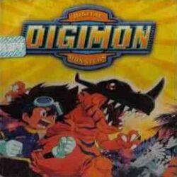 Digimon (CD, WM)