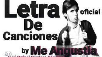 José_Rafael_Cordero_Sánchez_-_Me_Angustia_(Letra)