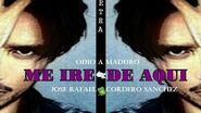 José Rafael Cordero Sánchez - Me iré de aquí ( video letra)