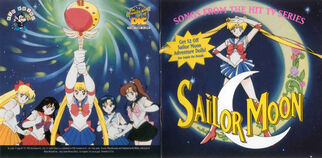 Sailor Moon:Songs from the Hit TV Series (01)