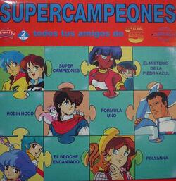 Supercampeones:todos tus amigos de Tele 5 - Frontal.jpg