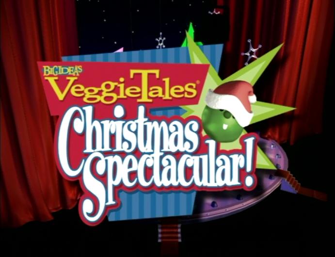 La espectacular Navidad de los VeggieTales