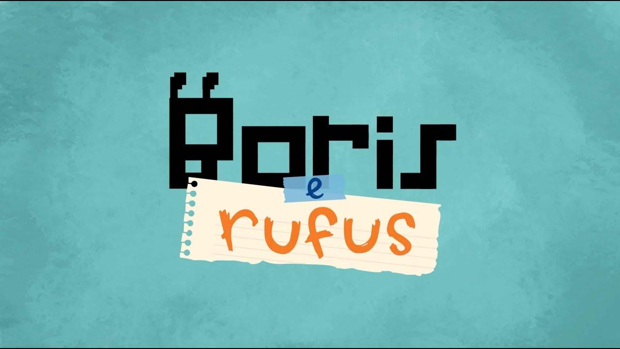 Boris y Rufus (Doblaje Venezolano no emitido)